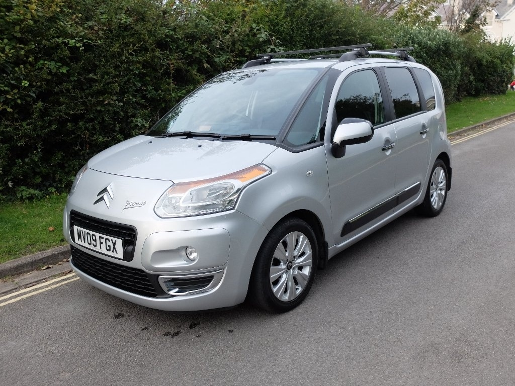 citroen c3 picasso 1 6 hdi 16v exclusive 5dr all sorts cars. Black Bedroom Furniture Sets. Home Design Ideas